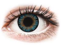Lenti a contatto - ColourVue One Day TruBlends Blue - correttive