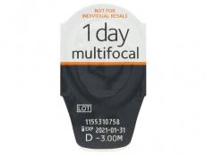 Proclear 1 Day multifocal (30lenti)