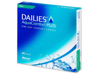 Lenti a contatto - Dailies AquaComfort Plus Toric