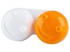 Astuccio porta lenti 3D - orange