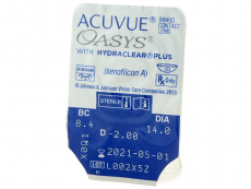 Acuvue Oasys (12lenti)