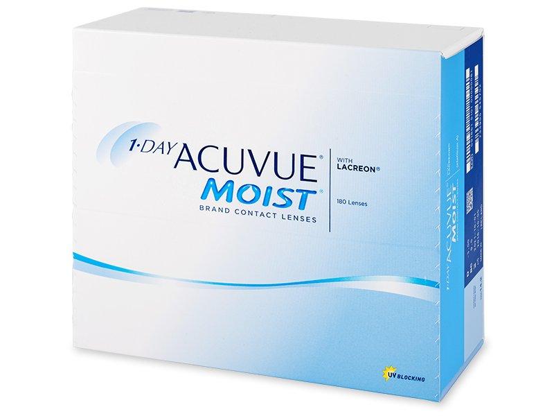 1 Day Acuvue Moist (180lenti)