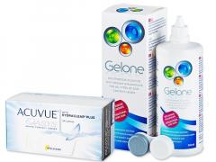 Acuvue Oasys (24 lenti) + soluzione Gelone 360 ml
