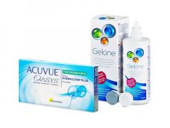 Acuvue Oasys for Presbyopia (6 lenti) + soluzione Gelone 360 ml