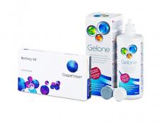 Biofinity XR (3 lenti) + soluzione Gelone 360 ml