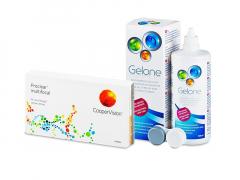 Proclear Multifocal (3 lenti) + soluzione Gelone 360 ml