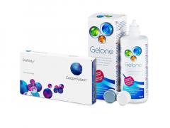Biofinity (3 lenti) + soluzione Gelone 360 ml