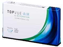 TopVue Air for Astigmatism (3lenti)