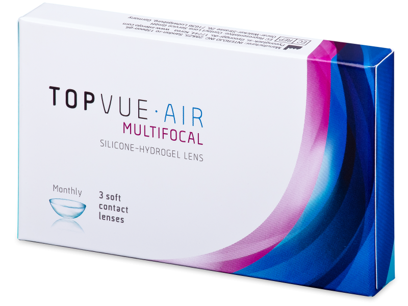 TopVue Air Multifocal (3 lenti)