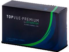 TopVue Premium for Astigmatism (6lenti)