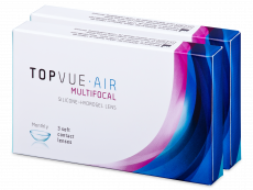 TopVue Air Multifocal (6 lenti)