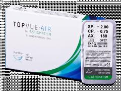 TopVue Air for Astigmatism (1 lente)