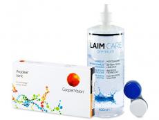 Proclear Toric XR (6 lenti) + soluzione Laim-Care 400 ml