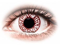 ColourVUE Crazy Lens - Blood Shot - non correttive (2lenti)