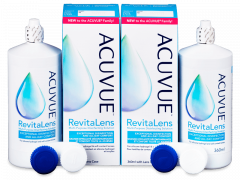 Soluzione Acuvue Revitalens 2x 360 ml
