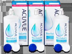 Soluzione Acuvue Revitalens 3x 360 ml