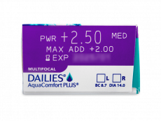 Dailies AquaComfort Plus Multifocal (90lenti)