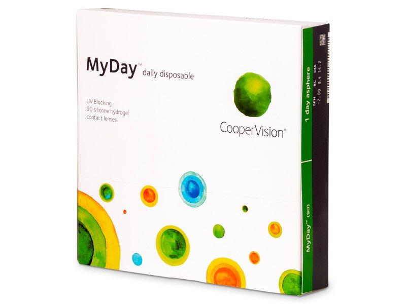 MyDay daily disposable (90lenti)