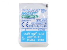 1 Day Acuvue Moist Multifocal (30 lenti)