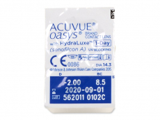 Acuvue Oasys 1-Day (30 lenti)
