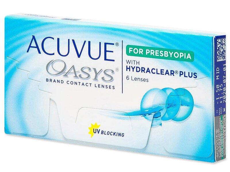 outlet in vendita vasta gamma vari stili Acuvue Oasys for Presbyopia (6 lenti)