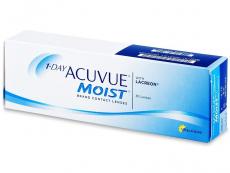 1 Day Acuvue Moist (30lenti)