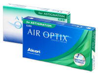 Lenti a contatto - Air Optix for Astigmatism