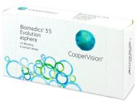 Lenti a contatto - Biomedics 55 Evolution