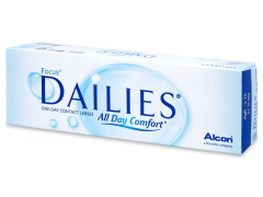 Focus Dailies All Day Comfort (30lenti)