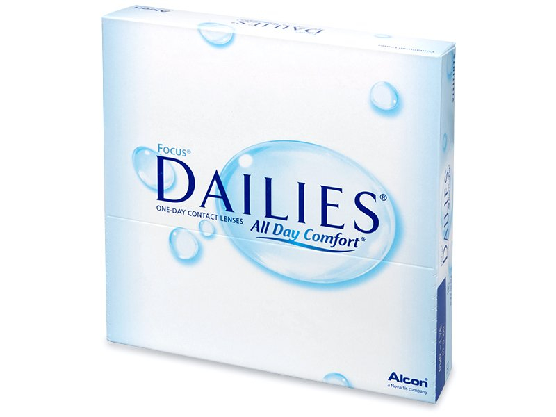 Focus Dailies All Day Comfort (90lenti)