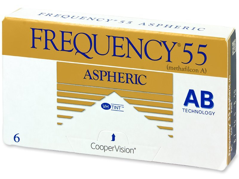 Frequency 55 Aspheric (6lenti)
