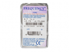 FREQUENCY XCEL TORIC (3lenti)