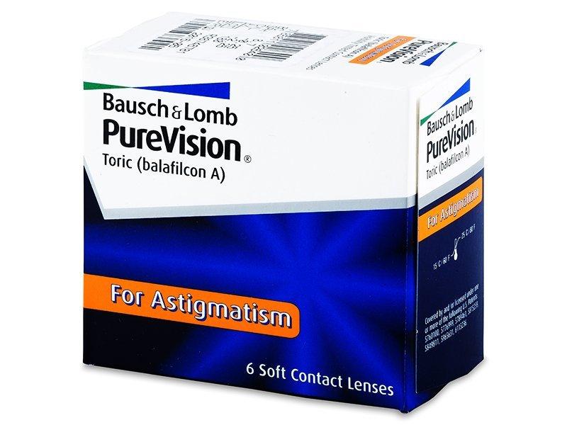 PureVision Toric (6lenti)