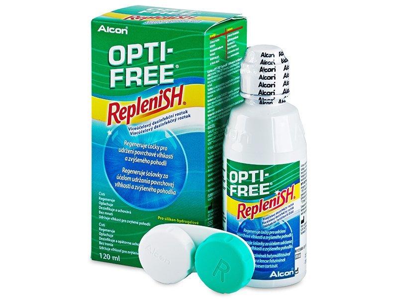 Soluzione OPTI-FREE RepleniSH 120 ml