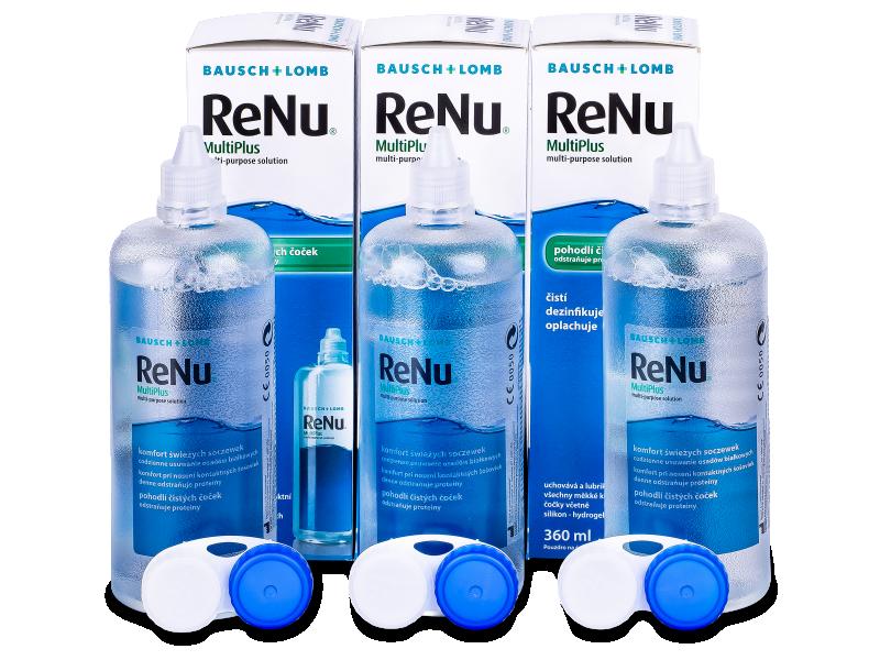 Soluzione ReNu MultiPlus 3x360ml