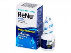 Gocce oculari ReNu MultiPlus Drops 8 ml