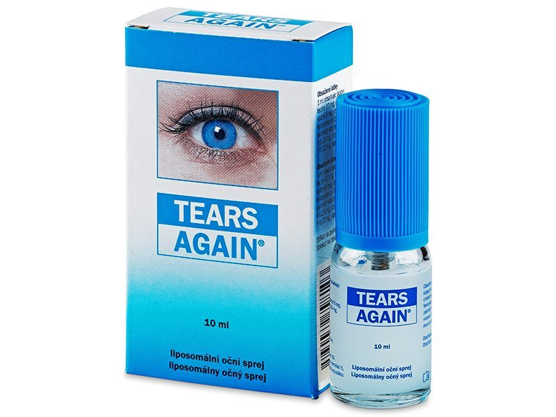 Gocce oculari Tears Again 10 ml
