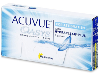 Lenti a contatto - Acuvue Oasys for Astigmatism
