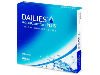 Lenti a contatto - Dailies AquaComfort Plus