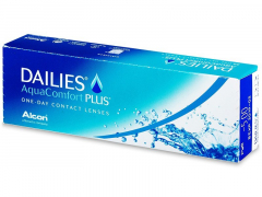 Dailies AquaComfort Plus (30lenti)