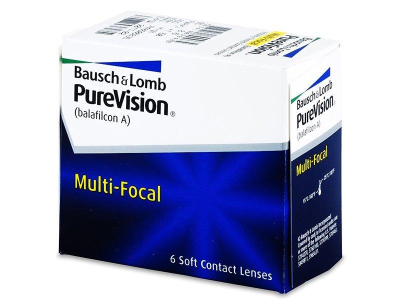 PureVision Multi-Focal (6lenti)