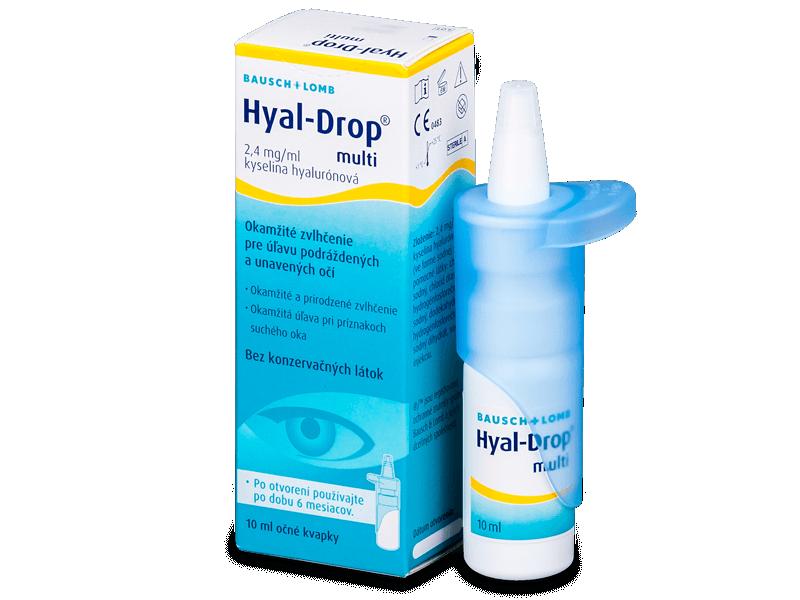 Gocce oculari Hyal-Drop Multi 10ml