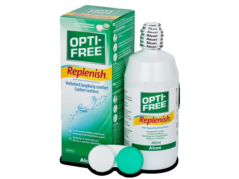 Soluzione OPTI-FREE RepleniSH 300ml