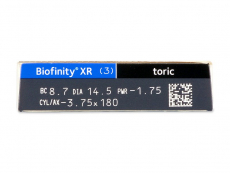 Biofinity XR Toric (3 lenti)